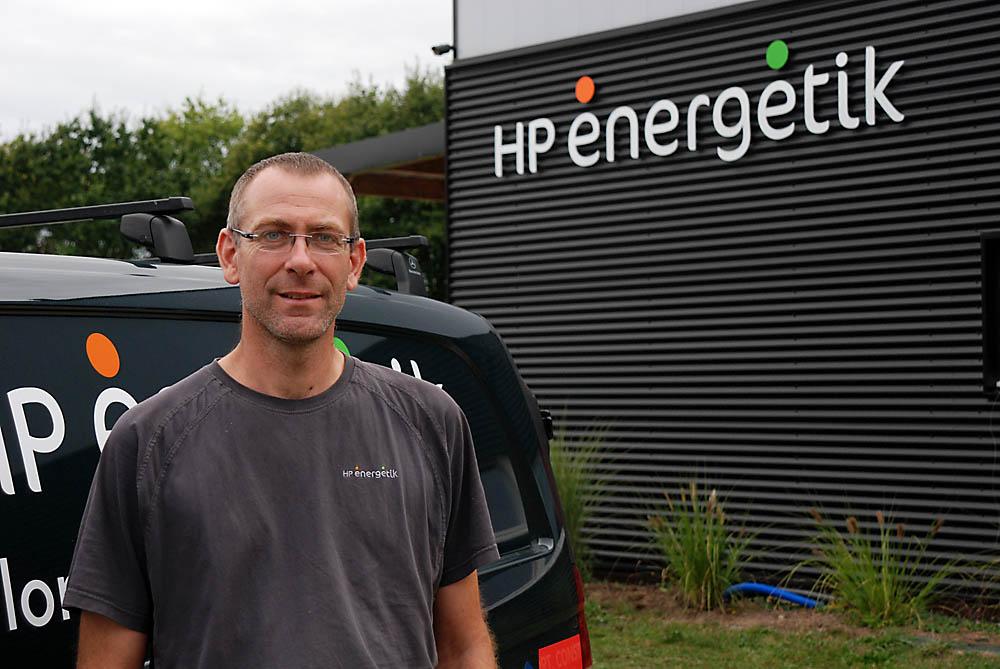 HP Energetik : michel - plombier-chauffagiste
