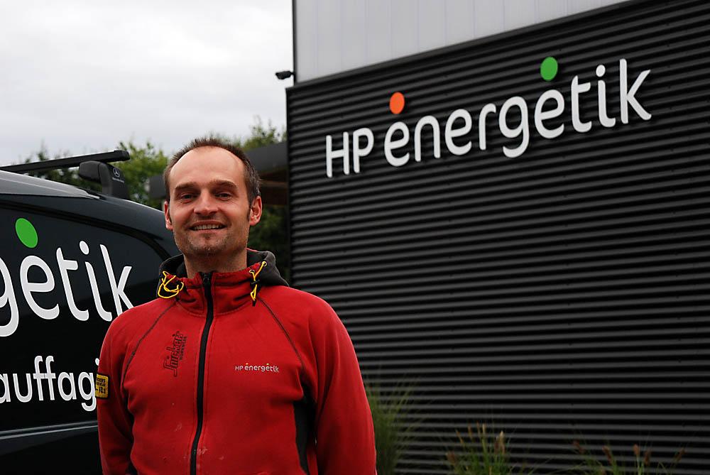 HP Energetik : olivier - plombier-chauffagiste