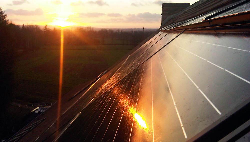Panneaux solaire - HP Energetik