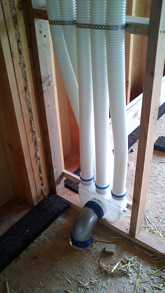 vmc double flux pos e guipel dans une maison passive par hp energetik. Black Bedroom Furniture Sets. Home Design Ideas