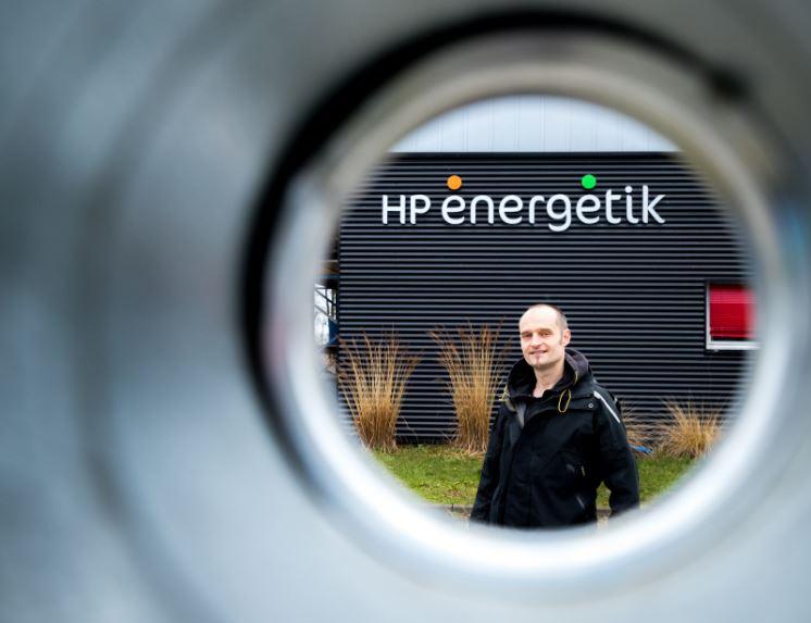 coup de projecteur sur hp energetik