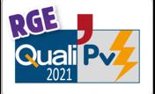Quali PV RGE 2021